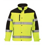 Portwest Two Tone Softshell Jacket (3L