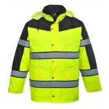 Portwest Hi-Vis Classic Two Tone Jacket