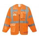 Portwest S475 Hi-Vis Executive Jacket EN471