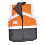 Portwest Hi-Vis 2-Tone Jacket - Reversib