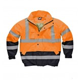 Dickies SA7005 Hi Visibility Two Tone Pilot jacket