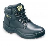 Sterling Steel SS806SM Unisex 6 Eye Hiker Boot