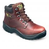 Sterling Steel SS807SM 6 Eye Hiker Boot