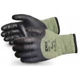 Superior SUSCXTAPVC Glove Emerald Cx Glove PVC Palm