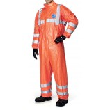 Tyvek TBS500 500 Hv Orange Go/Rt Coverall
