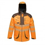Tactical Threads TRA340 Tactical Hi Viz Jacket