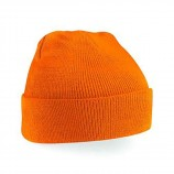 Click Workwear WHOR Orange Winter Hat