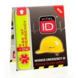 Vitalid WSID01 Emergency Id Standard (Ice)