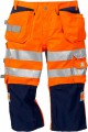 Fristads Kansas Trousers 3/4 Cl 2 2027 Plu