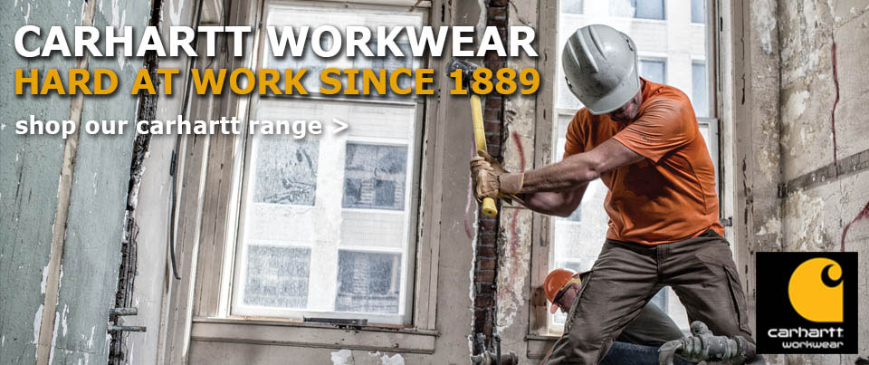 SHOP Carhartt Workwear