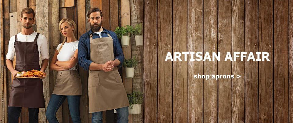 artisan aprons