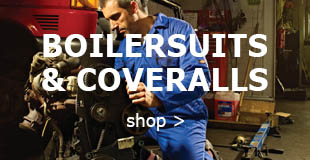 Boilersuits and coveralls