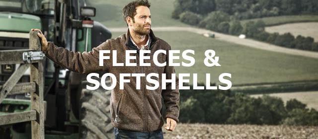 Workwear Fleeces and Softshells