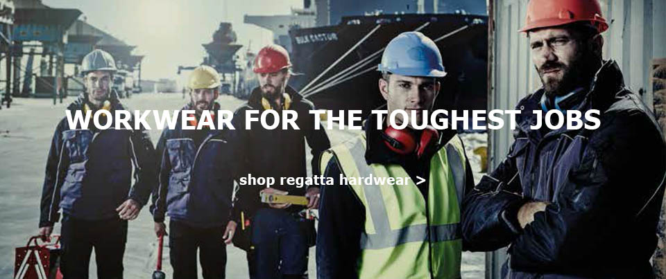 regatta hard wear workwear