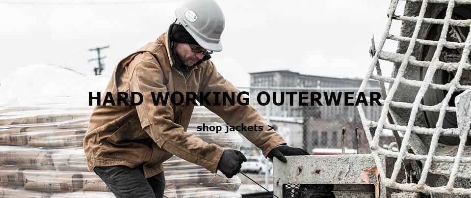 winter workwear jackets