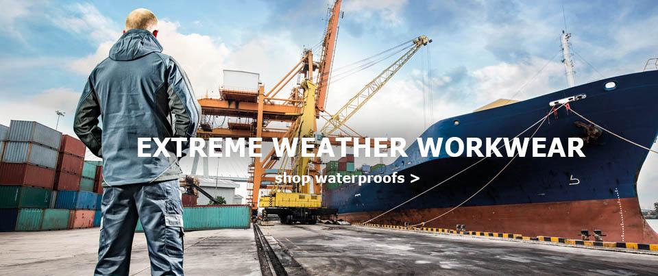 workwear waterproofs